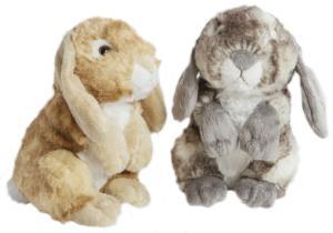 Premium Kanin, 18cm - Molli Toys | Nalleriet.se