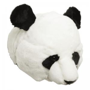 Pandahuvud - En cool väggprydnad från Brigbys