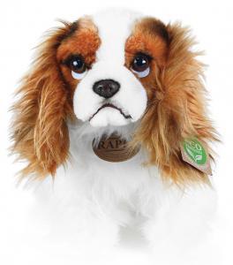 Cavalier King Charles Spaniel från Rappa Toys säljs på Nalleriet.se