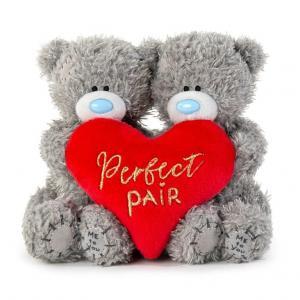 Nallepar Perfect Pair, 10cm, Me to you (Miranda nalle)säljs på Nalleriet.se