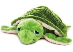 Värmenalle Sköldpaddan Sonja (tvättbar) från Habibi Plush (micronalle) säljs på Nalleriet.se