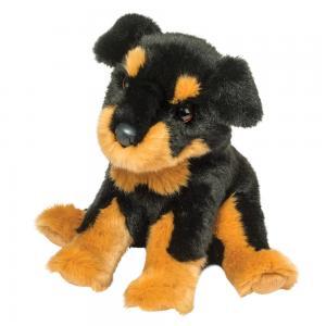 Rottweiler från Douglas mjukisdjur säljs på Nalleriet.se