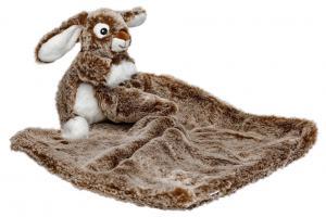 Snuttefilt Kanin - Molli Toys | Nalleriet.se