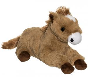 Dreamies Häst, 25cm, brun - Teddykompaniet | Nalleriet.se