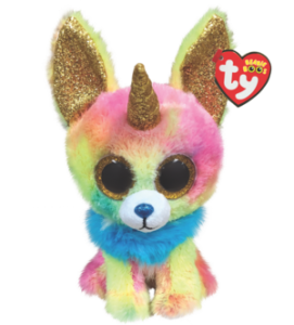 Beanie Boos Yips (Chihuahua med horn) TY Gosedjur | Nalleriet.se