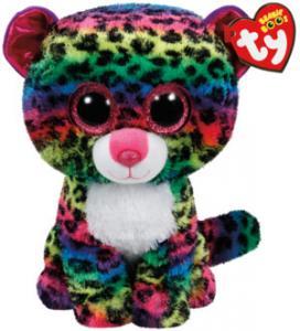 Beanie Boos Dotty (Flerfärgad Leopard) TY Gosedjur | Nalleriet.se