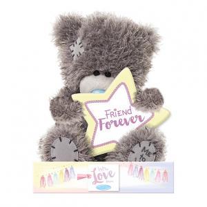 Nalle Friend Forever, 15cm från Me to you (Miranda nalle) säljs på Nalleriet.se