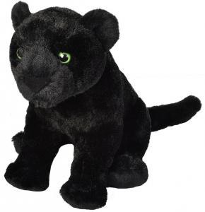 Jaguar svart, 30cm från Wild Republic