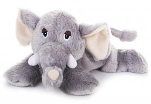Värmenalle Elefanten Elof från Habibi Plush (micronalle) säljs på Nalleriet.se