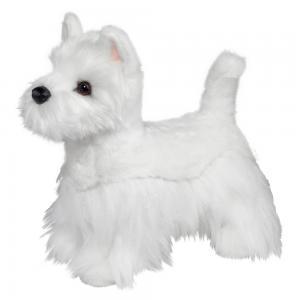 West highland white terrier (Westie) från Douglas mjukisdjur säljs på Nalleriet.se
