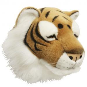 Tigerhuvud - En cool väggprydnad från Brigbys