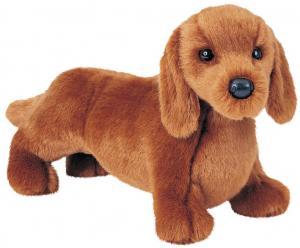 Tax, brun, mjukisdjur säljs på Nalleriet.se