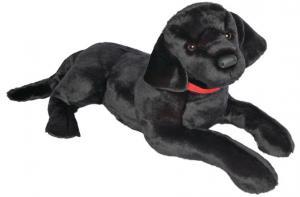 Jumbo Labrador, svart från Douglas mjukisdjur säljs på Nalleriet.se
