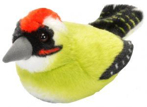 Gröngöling med fågelläte, 14cm från Wild Republic