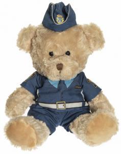 Polisnallen Lage från Teddykompaniet