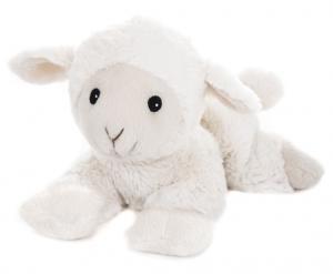 Värmenalle Lammet Laura från Habibi Plush (micronalle) säljs på Nalleriet.se