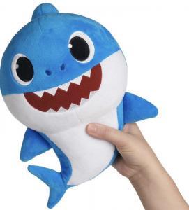 Baby Shark gosedjur med sång