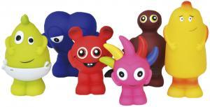 Babblarna Plastfigurer från Teddykompaniet säljs på Nalleriet.se