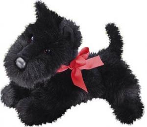 Skotsk Terrier från Douglas Mjukisdjur säljs på Nalleriet.se