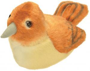 Näktergal med fågelläte, 14cm från Wild Republic