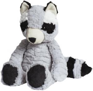 Tvättbjörnen Henri, mjukisdjur tvättbjörn - Molli Toys | Nalleriet.se