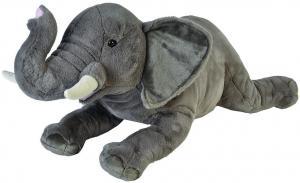 Jumbo Elefant, 76cm, från Wild Republic