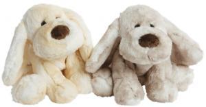 Premium Hund, 25cm - Molli Toys | Nalleriet.se