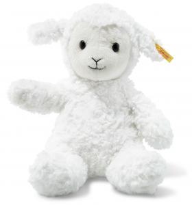 Fuzzy Lamm, Soft Cuddly Friends från Steiff säljs på Nalleriet.se