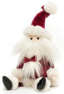 Crimson Santa från Jellycat