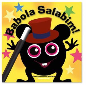 Bok Babola Salabim - (Babblarna) från Teddykompaniet säljs på Nalleriet.se
