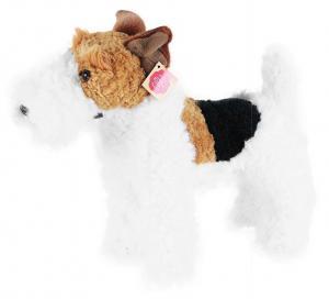 Foxterrier (strävhårig) från Rappa Toys säljs på Nalleriet.se