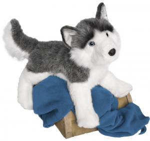 Husky, mjukisdjur säljs på Nalleriet.se
