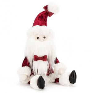 Cranberry Santa från Jellycat