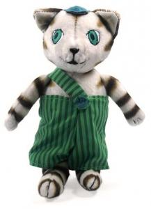 Katten Findus, 18cm (Pettson och Findus)