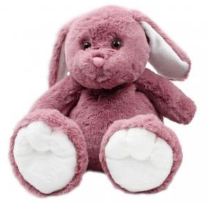 Kaninen Bella (rosa), 27cm - Molli Toys | Nalleriet.se