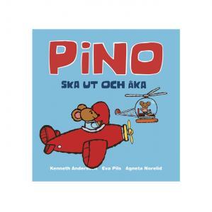 Bok Pino ska ut och åka