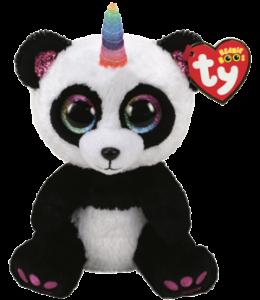 Beanie Boos Paris (Panda med horn) TY Gosedjur | Nalleriet.se