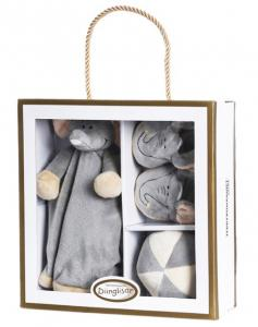 Diinglisar Presentset Elefant från Teddykompaniet