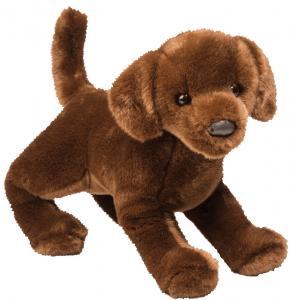 Brun Labrador mjukisdjur säljs på Nalleriet.se