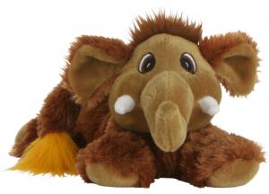 Värmenalle Mammuten Max från Habibi Plush (micronalle) säljs på Nalleriet.se