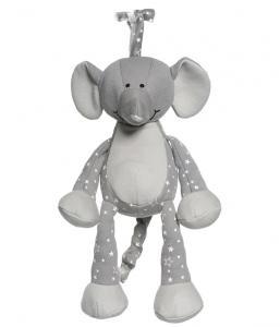 Diinglisar Organic Speldosa, Elefant från Teddykompaniet