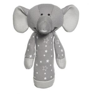 Diinglisar Organic Skallra, Elefant från Teddykompaniet