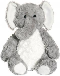 Softies Elefanten Elias, 28cm från Teddykompaniet