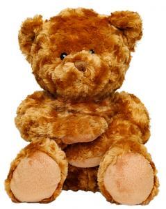 Krambjörnen Franklin - Molli Toys | Nalleriet.se
