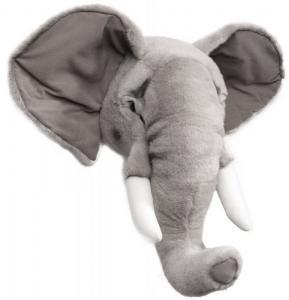 Elefanthuvud - En cool väggprydnad från Brigbys