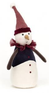 Yule Snowman (Snögubbe) från Jellycat