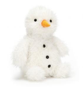 Pudding Snowman (Snögubbe) från Jellycat