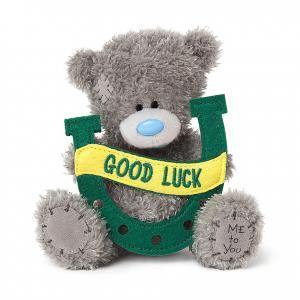 Nalle Good Luck, 13cm från Me to you (Miranda nalle) säljs på Nalleriet.se