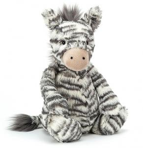 Bashful Zebra, 31cm från Jellycat