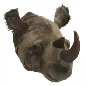 Noshörningshuvud - En cool väggprydnad från Brigbys
